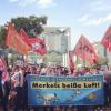 """Dennis Eidner: """"Mit Merkel ist kein Neuanfang in Europa möglich"""""""