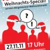 Junge Runde Weihnachts-Special im November!