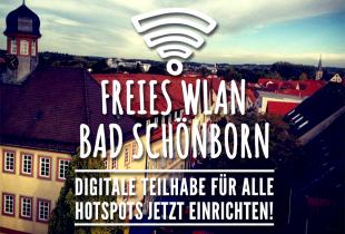 Mehr WLAN für Bad Schönborn