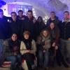 Über 250 Menschen auf dem Tausendlichter Weihnachtshof